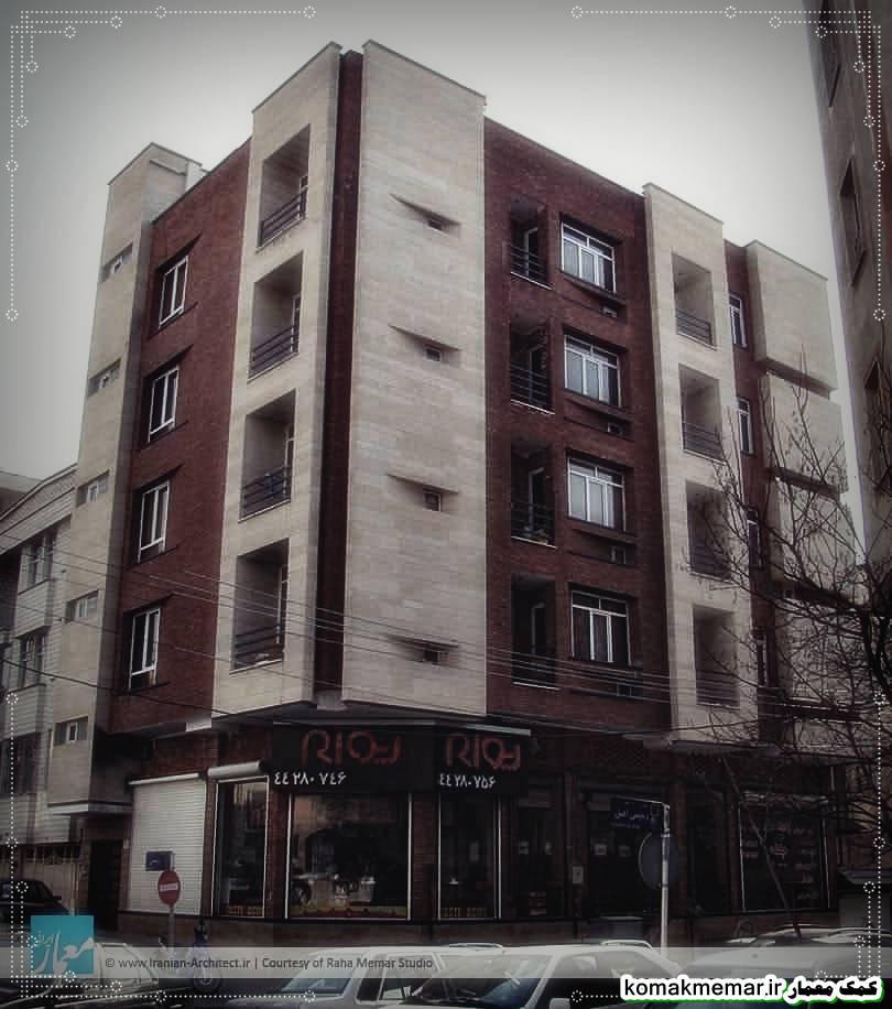 ساختمان مسکونی ستارخان